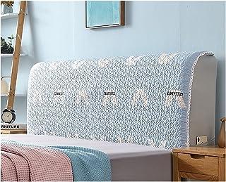 HDGZ Cabecero Cojines Respaldo Cubierta De Cabecera De Cama Acolchado Cubre Protectora para Respaldo Decoración De Dormitorio Adecuado para Una Variedad De Cabeceras De Cama (Color : N, Size : 150cm)