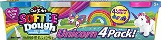 Cra-Z-Art Softee Dough 4 Pack Mystical Unicorn Dough