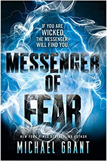 Messenger of Fear by Michael Grant - Paperback