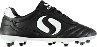 Kids Strike SG Childs Football Boots Lace up Studs