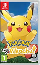 Nintendo Pokemon: Let's Go, Pikachu! (Nintendo Switch) - Switch