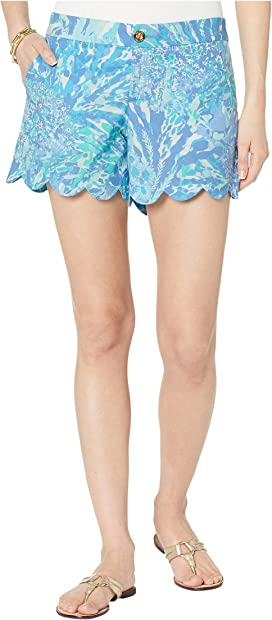 7aed74bce18451 Lilly Pulitzer Jayne Knit Shorts at Zappos.com