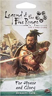 Legend of the Five Rings LCG: For Honor and Glory