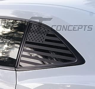 Best camaro side window decals Reviews
