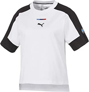BMW MMS Wmn Street tee - Camiseta Mujer