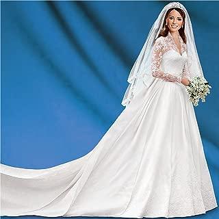 Kate Middleton Bride Doll   Princess Catherine Wedding Doll by Ashton Drake
