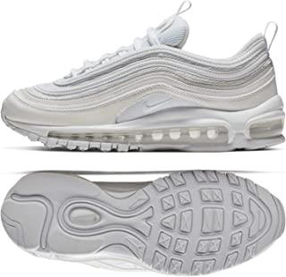 buy popular f7ade 691cc Nike Air Max 97 (GS) 921523-100 White White Vast Grey