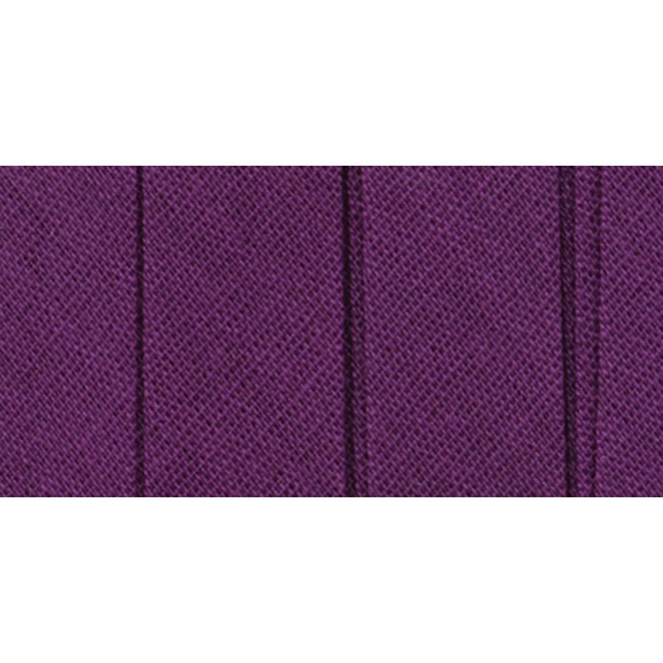 Wrights 117-200-572 Single Fold Bias Tape, Plum, 4-Yard