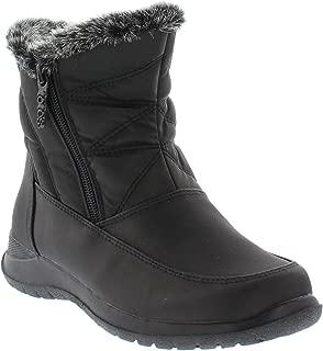 Women's Dalia Dual Side Zip Snow Boot