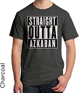Straight Outta Azkaban Mens T-Shirt 997