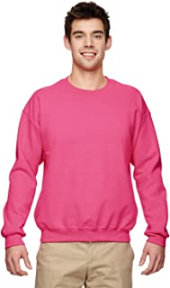HeavyBlend, adult crew neck sweatshirt