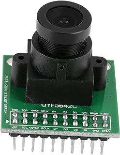 Placa de cámara Módulo de millones de cámaras Módulo de sensor de imagen Módulo de cámara JPEG Módulo mini Escudo de cámar...