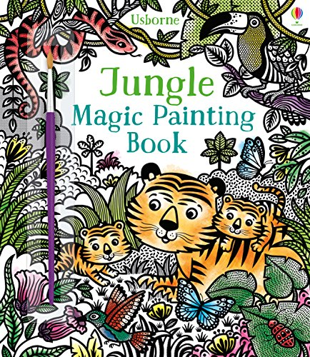 Magic Painting: Jungle