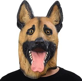 Best german shepherd mask Reviews
