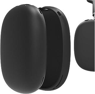 Geekria Silikonowa osłona na słuchawki AirPod Max, ochrona przed zarysowaniem / pokrowiec na słuchawki/zestaw słuchawkowy ...
