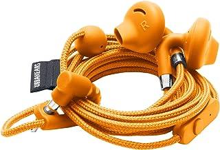Urbanears Sumpan In-Ear Headphones, Bonfire Orange (4091386)