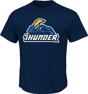 Majestic Minor League Trenton Thunder T-Shirt Style Jersey