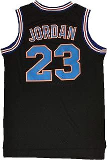 Best black jordan space jam jersey Reviews