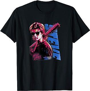 Stranger Things Stevie Splatter Punk Hello Ladies T-Shirt