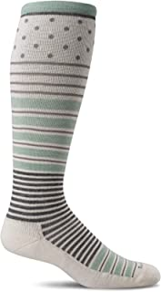 Sockwell Women's Twister Firm Graduated Compression Sock