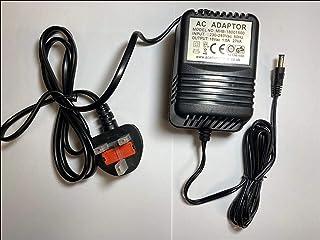 Vervanging voor 18V 1000mA AC-AC Adapter model GQAC-1801000VB SKU voor Mixer