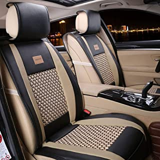 Best bmw leather headrest covers Reviews
