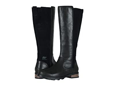 SOREL Emelietm Tall (Black) Women