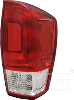 Best toyota tail light cover replacement Reviews