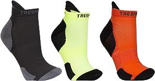 Trespass, Mens Vandring Cushioned Coolmax 3 Pack Liner Socks