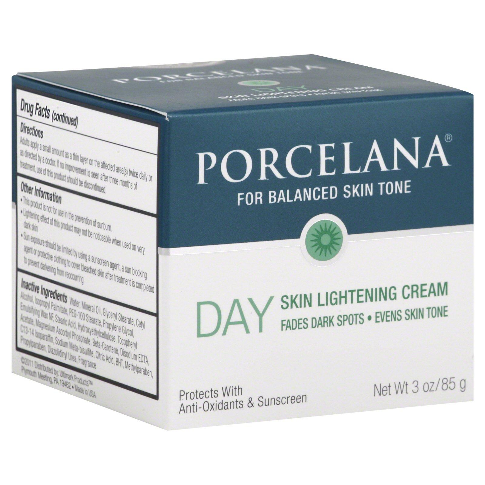 Porcelana Dark Corrector Sunscreen Daytime