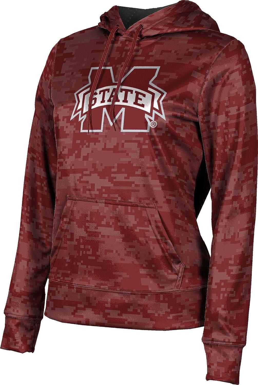 ProSphere Mississippi State University Girls' Pullover Hoodie, School Spirit Sweatshirt (Digital)