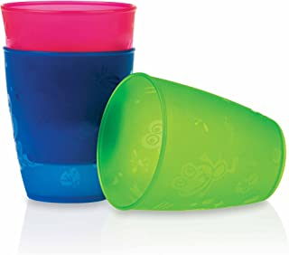 Nuby Nuby Drinking Tumbler Set - 3 Pc , Pack of 1