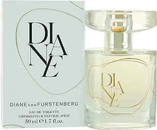 Diane Von Furstenberg Diane Eau De Toilette Spray for Women, 1.7 Ounce