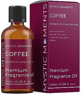 Mystic Moments FOCOFF100 Koffie Geurolie - 100ml