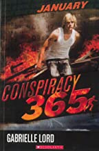 Conspiracy 365 - January [Paperback] [Apr 21, 2015] Gabrielle Lord