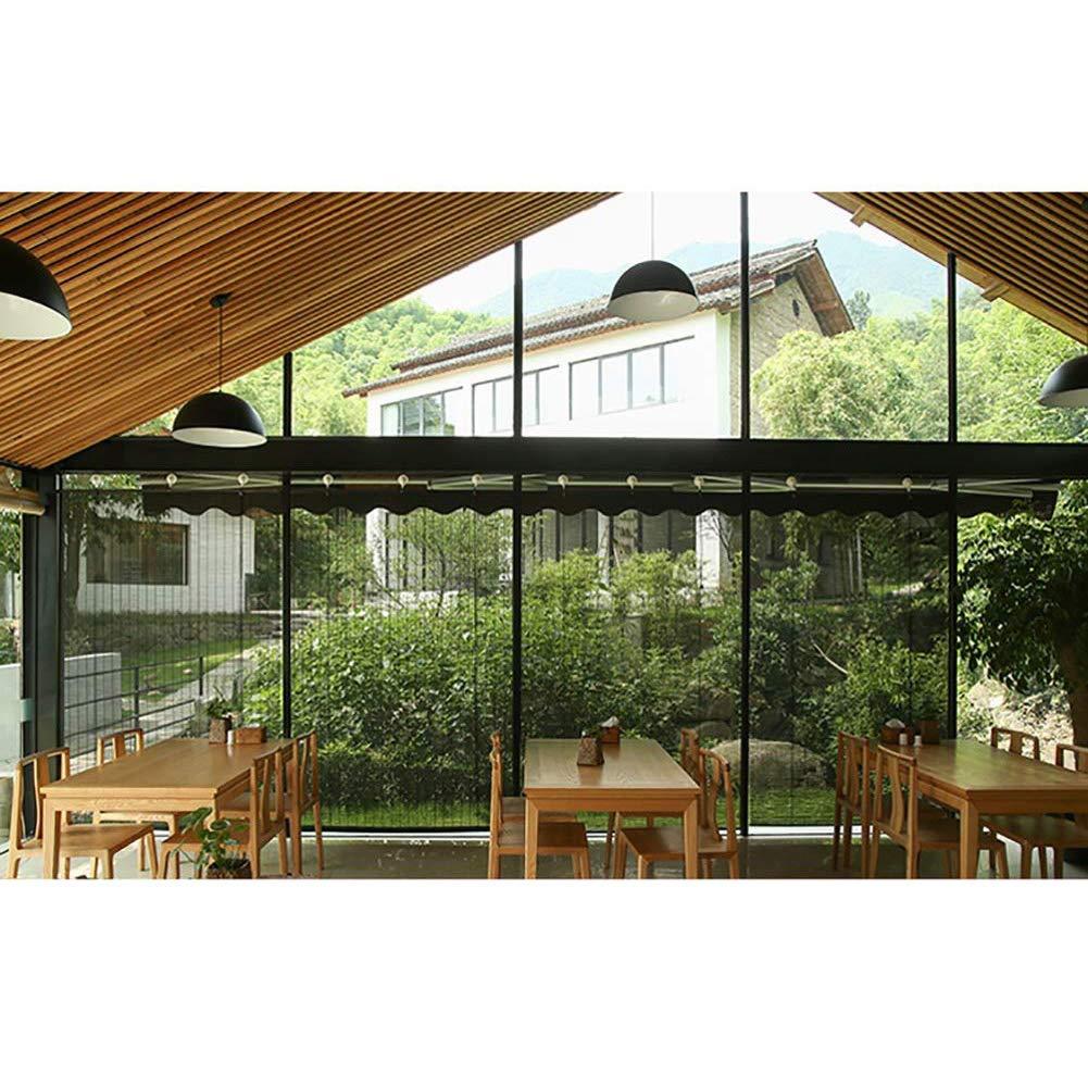 Vicareer persianas enrollables de bambú, persianas enrollables ...