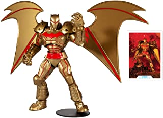 """McFarlane Toys DC Multiverse Hellbat Gold Edition 7"""" Action Figure"""