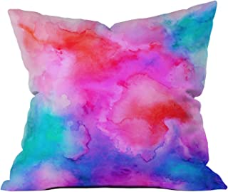 Deny Designs Jacqueline Maldonado Acquiesce 2 Throw Pillow, Extra Large/26 x 26