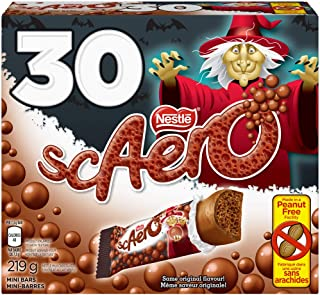 Nestle scAero Aero Halloween Version 30x7.3g Snack Size Bars - Imported From Canada