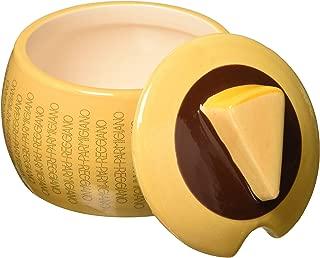 BOSKA 990548 Parm Small Bowl, Cheese Wheel
