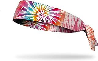 JUNK Brands Moksha Flex Tie Headband, Multicolor, One Size