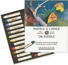 Sennelier Set de pastel al óleo multicolor