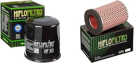 Oil and Air Filter Kit for HONDA CB400 Super Four NC31 - Japan HIFLO FILTRO