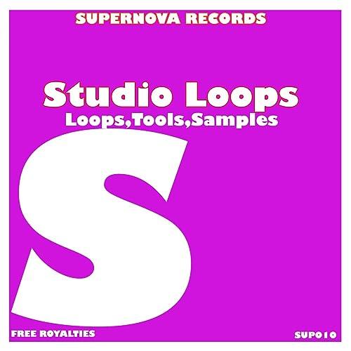 Studio Loops (Loops, Tools & Samples) by Patrick Seeker on Amazon