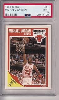 1989 fleer michael jordan 21