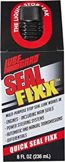 Lubegard LG-FIXX SEAL FIXX Multi-Purpose Stop Leak, 8 fl. oz