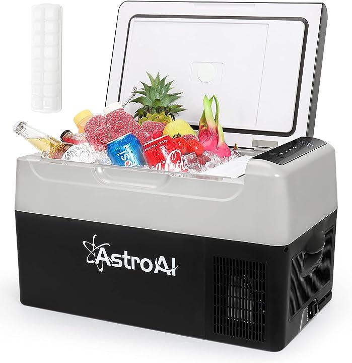 Congelatore portatile per auto 12v dispositivo di raffreddamento da viaggio frigorifero da 22l compressore PF22IB