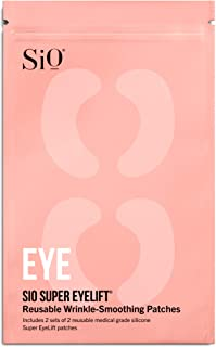 SiO Beauty Under-Eye Patches For Puffy Eyes - Anti-Wrinkle Gel Pads For Fine Lines and Wrinkles - Overnight Eye Mask Patch...