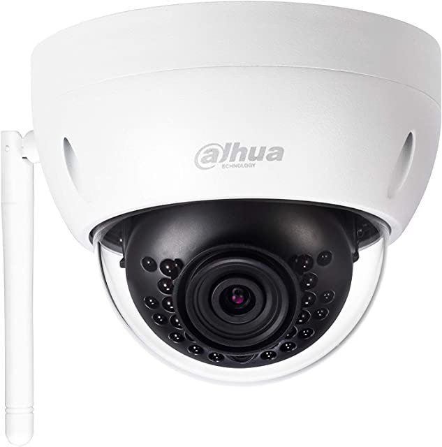Dahua IPC-HDBW1320E-W - Cámara IP WiFi 3MP Domo IP67 (Interior y Exterior)