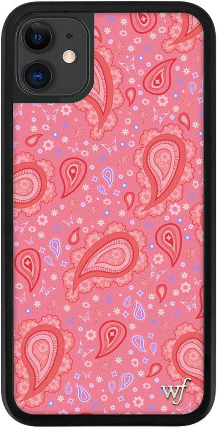 Wildflower Los Angeles Mall Limited Edition Cases Compatible Omaha Mall iPhone Pink 11 with